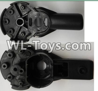 Wltoys Q323 Upper and bottom Body Motor seat(1 set),Wltoys Q323 Parts,Wltoys Q323-B Q323-C Q323-E Parts