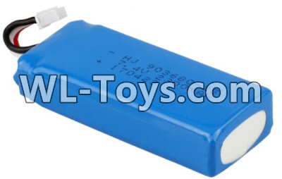 Wltoys Q323 Battery Parts-7.4V 2300MAH Battery(1pcs)-Q323-11,Wltoys Q323 Parts,Wltoys Q323-B Q323-C Q323-E Parts