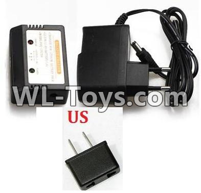 Wltoys Q323 Charger and Balance charger(With US Version Plug),Wltoys Q323 Parts,Wltoys Q323-B Q323-C Q323-E Parts
