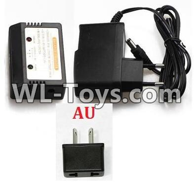 Wltoys Q323 Charger and Balance charger(With AU Version Plug),Wltoys Q323 Parts,Wltoys Q323-B Q323-C Q323-E Parts