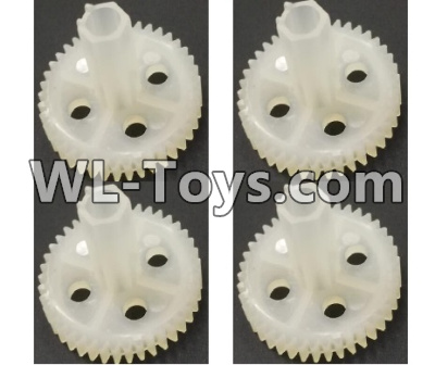 Wltoys Q323 Main Gear Parts-(4pcs),Wltoys Q323 Parts,Wltoys Q323-B Q323-C Q323-E Parts