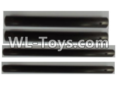 Wltoys Q323 Carbon Tube A(2pcs)-8.9X7X80mm And Carbon Tube B(2pcs)-8.9x7x85mm,Wltoys Q323 Parts,Wltoys Q323-B Q323-C Q323-E Parts