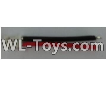 Wltoys Q323 Motor convert wire with Red and Black wire(1pcs),Wltoys Q323 Parts,Wltoys Q323-B Q323-C Q323-E Parts