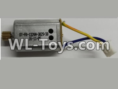 Wltoys Q323 Reversing-rotating Motor with Black and Yellow wire(1pcs)-CCW Motor,Wltoys Q323 Parts,Wltoys Q323-B Q323-C Q323-E Parts