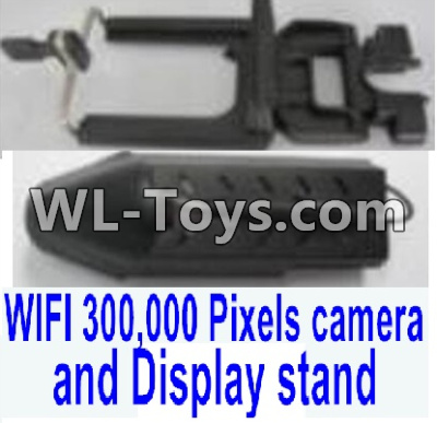 Wltoys Q323 Q323-B WIFI 300,000 Pixels camera unit Parts and Display stand,Wltoys Q323 Parts,Wltoys Q323-B Q323-C Q323-E Parts
