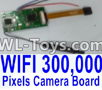 Wltoys Q323 Q323-B WIFI 300,000 Pixels Camera Board,Wltoys Q323 Parts,Wltoys Q323-B Q323-C Q323-E Parts