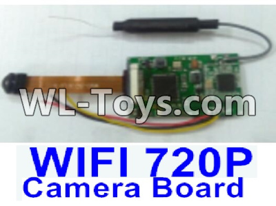 Wltoys Q323 Q323E WIFI 720P Camera Board,Wltoys Q323 Parts,Wltoys Q323-B Q323-C Q323-E Parts