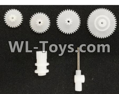 Wltoys Q323 Q323-B Gear assembly,Wltoys Q323 Parts,Wltoys Q323-B Q323-C Q323-E Parts