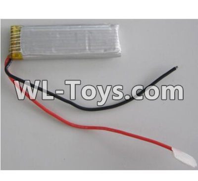 Wltoys Q323 Battery Parts-3.7V 500MAH 721855 Battery,Wltoys Q323 Parts,Wltoys Q323-B Q323-C Q323-E Parts