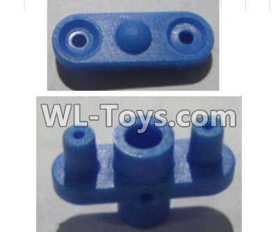 Wltoys Q626 Q626-B Main blade grip set-Blue,Wltoys Q626 Q626-B Parts