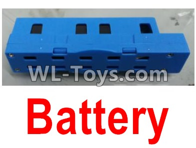Wltoys Q626 Q626-B Lipo Battery Parts(1pcs)-Blue,Wltoys Q626 Q626-B Parts