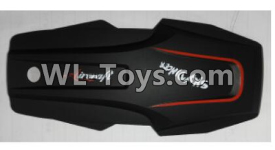 Wltoys Q626 Q626-B Shell cover-Black,Wltoys Q626 Q626-B Parts
