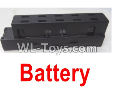 Wltoys Q626 Q626-B Lipo Battery Parts(1pcs)-Black,Wltoys Q626 Q626-B Parts