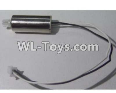 Wltoys Q626 Q626-B Reversing-rotating Motor with Black and white wire(1pcs)-L90,Wltoys Q626 Q626-B Parts