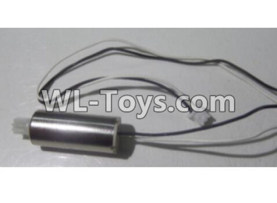 Wltoys Q626 Q626-B Reversing-rotating Motor with Black and white wire(1pcs)-L170,Wltoys Q626 Q626-B Parts