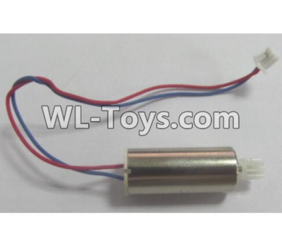 Wltoys Q626 Q626-B rotating Motor with red and Blue wire(1pcs)-L90,Wltoys Q626 Q626-B Parts