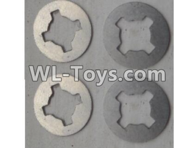 Wltoys Q626 Q626-B Gasket Kit(4pcs),Wltoys Q626 Q626-B Parts