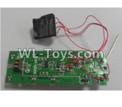 Wltoys Q626 Q626-B Main circuit board,Main receiver board,Wltoys Q626 Q626-B Parts