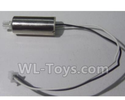 Wltoys Q636-B Reversing-rotating Motor with Black and white wire(1pcs)-L90,Wltoys Q636-B Parts