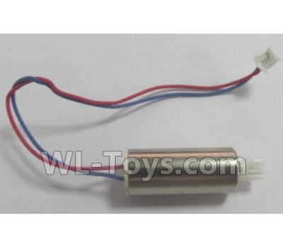 Wltoys Q636-B rotating Motor with red and Blue wire(1pcs)-L90,Wltoys Q636-B Parts