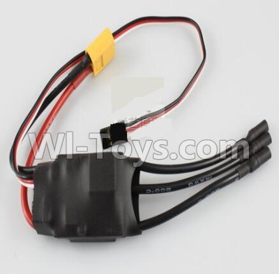 Wltoys V383 Velometer group,ESC group,40A Parts,Wltoys V383 Parts