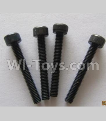 Wltoys V383 screws Parts 5,inner hexagon Machine Teeth-(M3X22 HMO )-Total 4pcs Parts,Wltoys V383 Parts