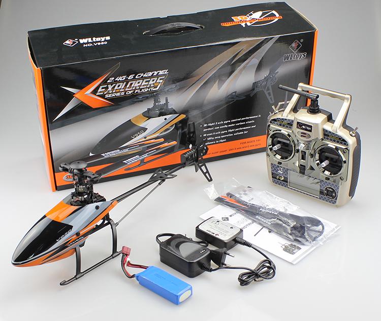 Wltoys V950 helicopter,Wl toys V950 rc helicopter Wltoys V950 2.4G 6CH 3D6G System Brushless Flybarless RC Helicopter RTF)