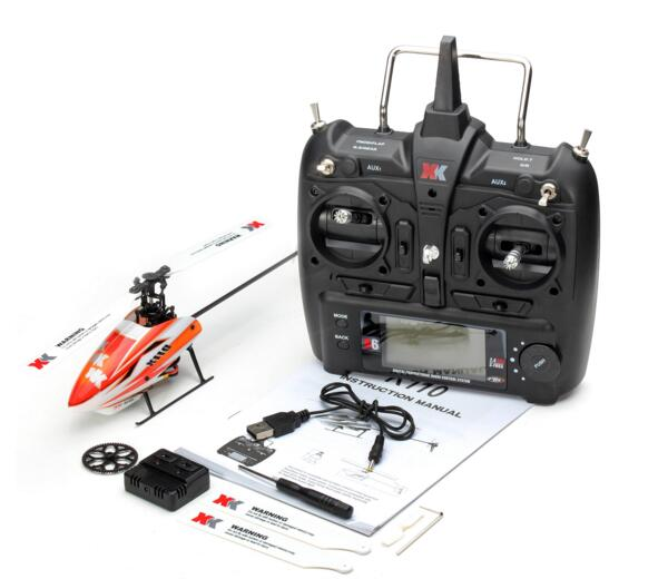 XK K110 helicopter Blash 6CH Flybarless RC Helicopter,Wltoys XK X110 Parts