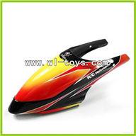 WLtoys V912 Orange Head Cover Parts,Wltoys V912 Parts