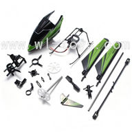 WLtoys V911-1 Whole unit parts