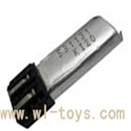 WL V911 Battery Parts-3.7V Li-Poly Battery-Old Version