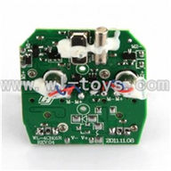 WLtoys V911 PCB Receiver Board Box Parts