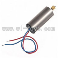 WLtoys V911 Main motor with shaft and gear