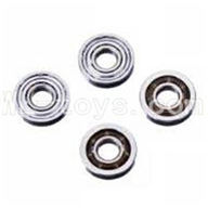 WLtoys V931 Parts-Bearing for the main grip set unit(4pcs),WLtoys AS350 Parts