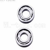 WLtoys V931 Parts-Bearing for the main body frame or for the main hollow pipe(2pcs),WLtoys AS350 Parts