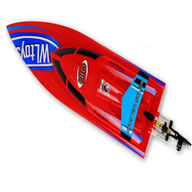 WLtoys WL911 Parts-BNF(Only boat,no battery,no charger,no Transmitter)-Red