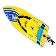 WLtoys WL911 Parts-BNF(Only boat,no battery,no charger,no Transmitter)-Yellow