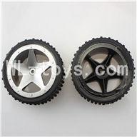 WLtoys L959 Front Tire Parts-2pcs,Wltoys L959 Parts