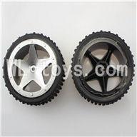 WLtoys L959 Rear Tire Parts-2pcs,Wltoys L959 Parts