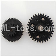 WLtoys L959 Rear gear box Reducers,Speed Reduction Gear Parts,Wltoys L959 Parts