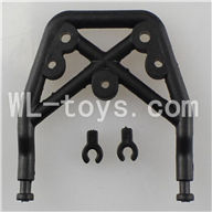 WLtoys L959 Front Baseplate Fixure Seat Parts,Wltoys L959 Parts