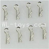 WLtoys L959 Shell Pin Parts-8pcs,Wltoys L959 Parts