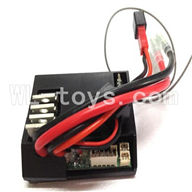 WLtoys L959 Receiver board and box Parts,Wltoys L959 Parts