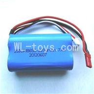 WLtoys L959 Upgrade Battery-7.4v 2200mAh Battery-JST Plug Battery(be used for L959)