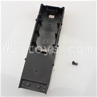 WLtoys L969 Vehicle Bottom frame Parts,Wltoys L969 Parts