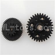 WLtoys L969 Rear gear box Reducers,Speed Reduction Gear Parts,Wltoys L969 Parts