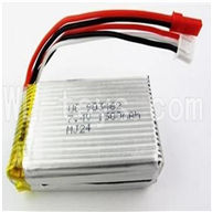 Wltoys L969 7.4v 1500mah battery with JST Plug(Can only be Used for L959)