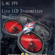 WLtoys V666 RC Quadcopter Drone WL toys V666 Quadcopter