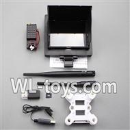WLtoys V666 5.8G FPV Unit Parts,Wltoys V666 Quadcopter Parts