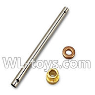 WLtoys V666 Main pipe & Copper sleeve for Gear & Copper sleeve for the main pipe